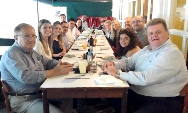 Almoço de Confraternização da ABRAEC 2015