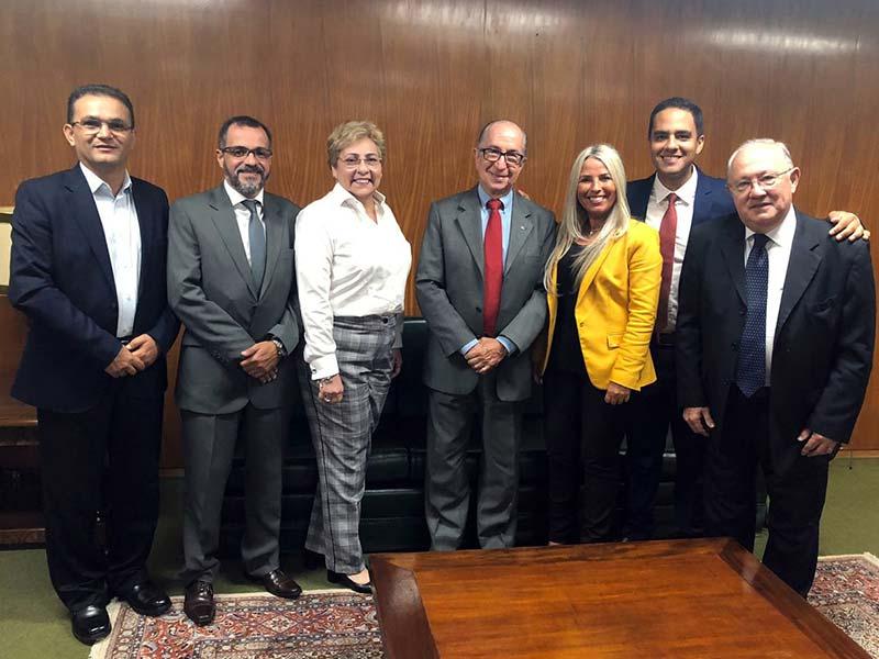 Reunião com Secretário da Receita Federal - Dr. Marcos Cintra